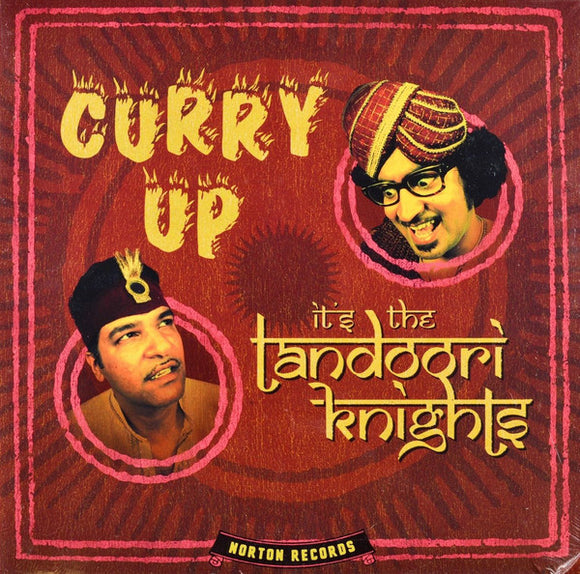The Tandoori Knights - Curry Up