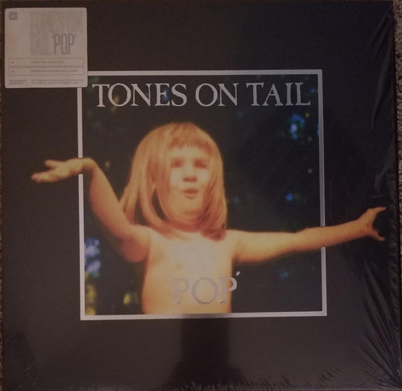 TONES ON TAIL -  Pop RSD2020 (Vinyle neuf/New LP)