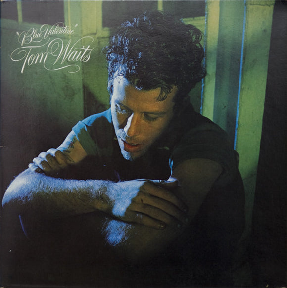 TOM WAITS - Blue Valentine (vinyle/LP)