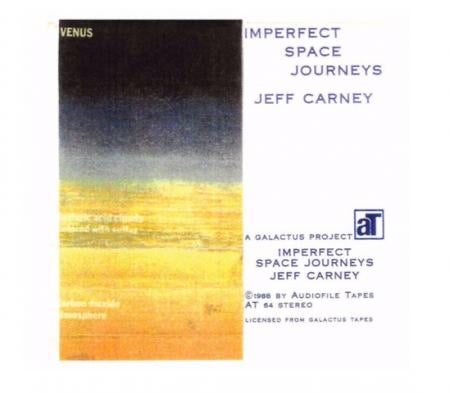 JEFF CARNEY - Imperfect Space Jouyrney 2XLP (Vinyle neuf/New LP)