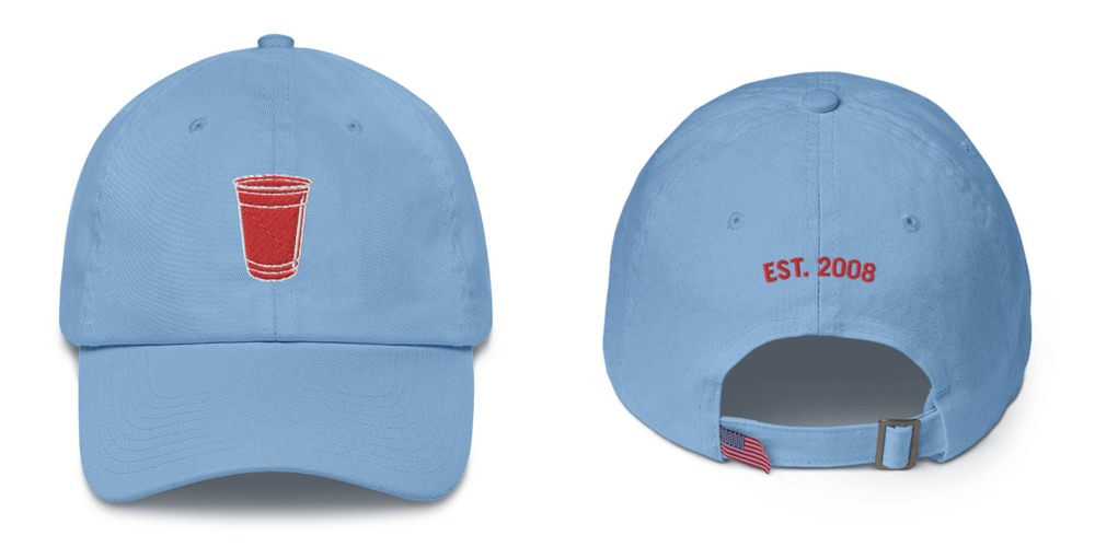 Red Cup Rebellion Dad Hat