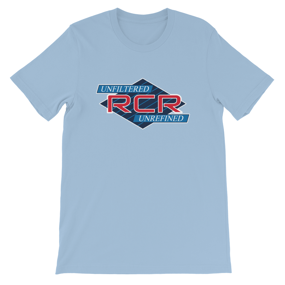 RCR Unfiltered Tee - Red/Blue