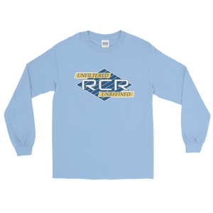 RCR Unfiltered Long Sleeve - Blue/Yellow