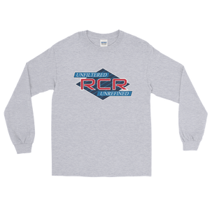 RCR Unfiltered Long Sleeve - Red/Blue
