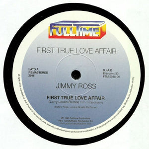 First True Love Affair (reissue)
