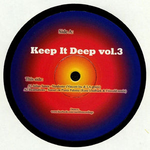 Keep It Deep Vol 3