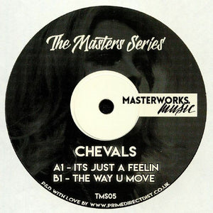 "The Masters Series 05 (10"")"