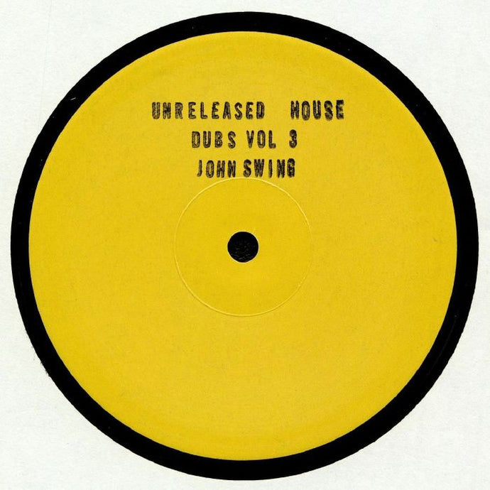 Unreleased House Dubs Vol 3