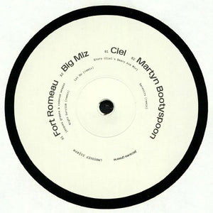 "Dawn Chorus Remixes (12"" limited to 200 copies)"
