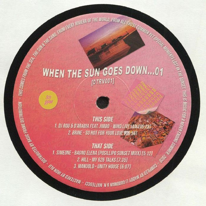 When The Sun Goes Down 01
