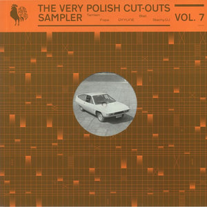 The Very Polish Cut Outs Sampler Vol 7