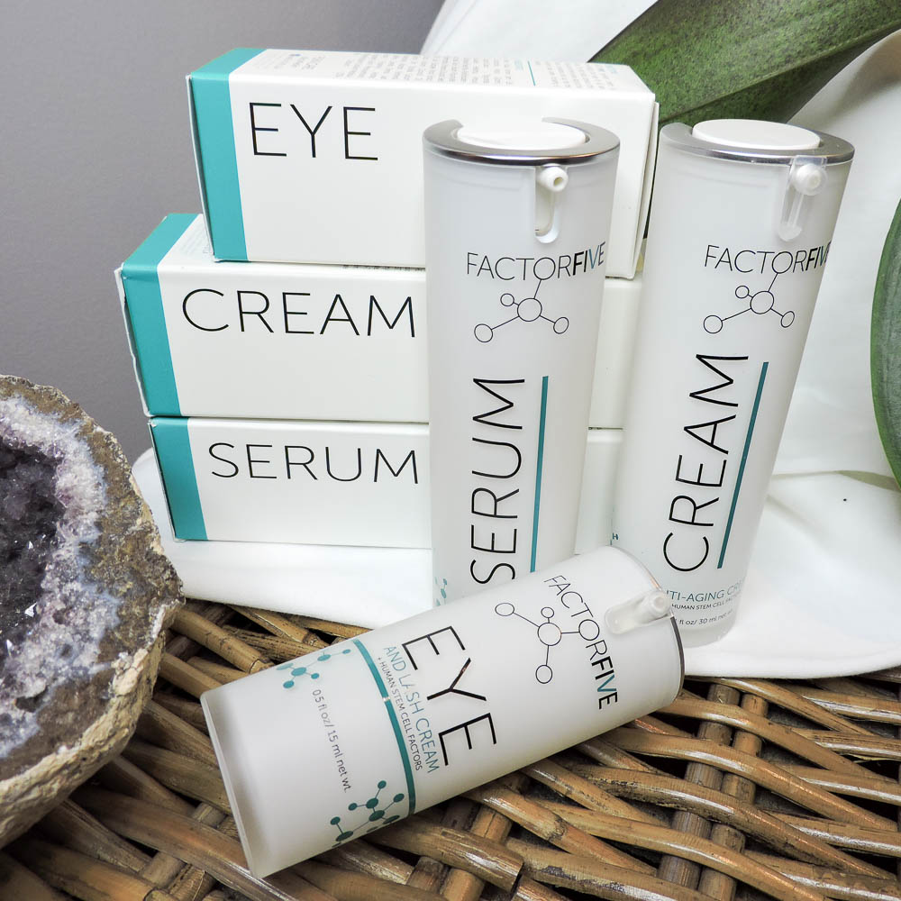 FACTORFIVE Eye and Lash Cream