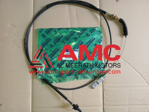 ACCELERATOR CABLE - TNOVUS 6 CYL 3221600110