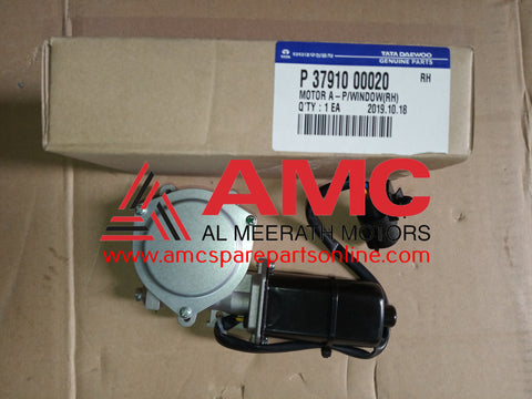 DOOR WINDOW MOTOR R/H 3791000020