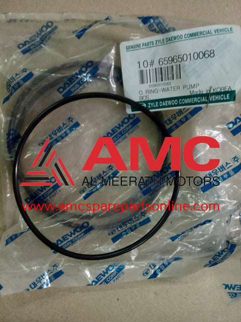 WATER PUMP O RING 65965010068