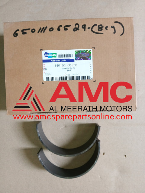 MAIN BEARING 8 CYL STD 65011106529