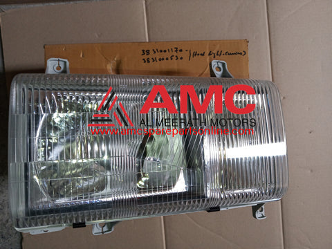 TNOVUS-HEAD LAMP R/H-CUMMINS 3831000530