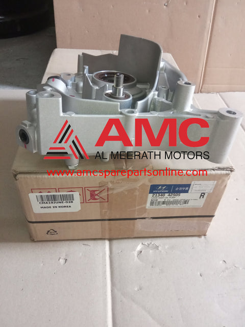 OIL PUMP ASSY 2134042505