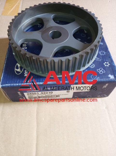 INJECTOR PUMP SPROCKET 2455142210