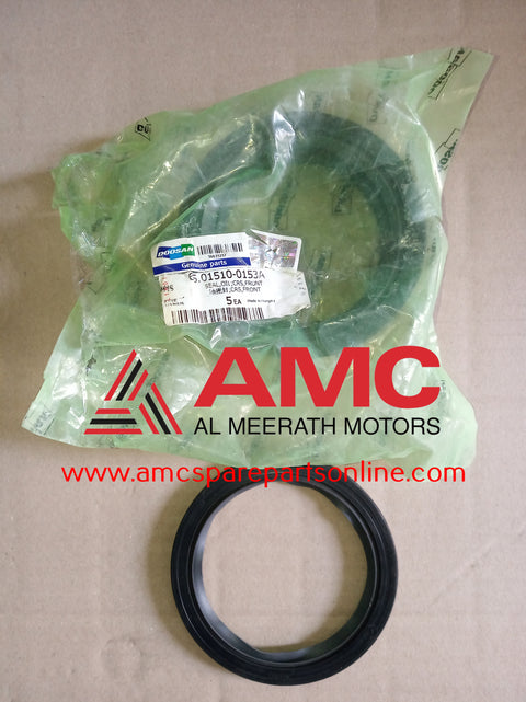 FRONT TIMING SEAL 65015100153A