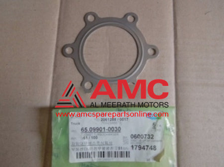TURBO CHARGER GASKET 65099010030