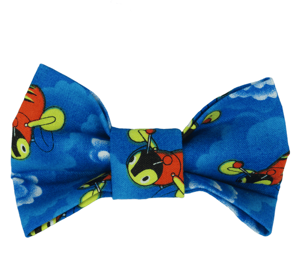 Dog Bow Ties - Buzzy Bee