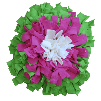 Pink Daisy Snuffle Mat by Pet Boutique