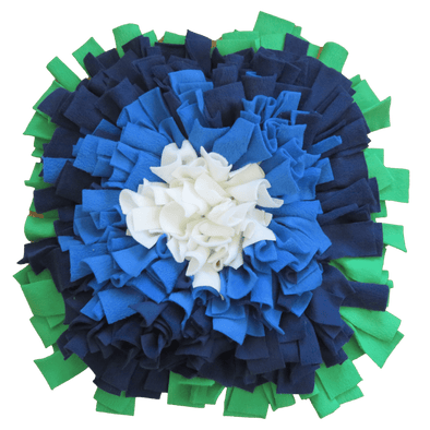 Blue Daisy Snuffle Mat by Pet Boutique