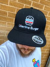 Load image into Gallery viewer, Libertine Burger Snapback