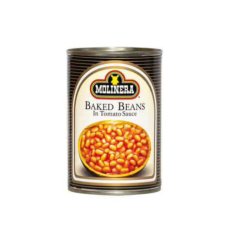 Molinera Baked Beans (in tomato sauce)