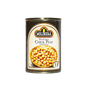 Molinera Natural Chickpeas
