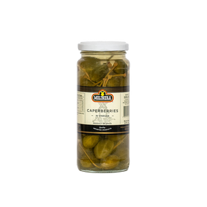 Molinera Caperberries in Vinegar
