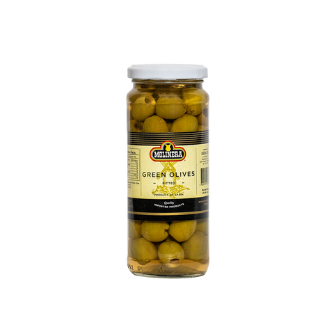 Molinera Green Olives (Pitted)