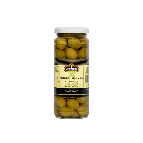 Molinera Green Olives (Plain)