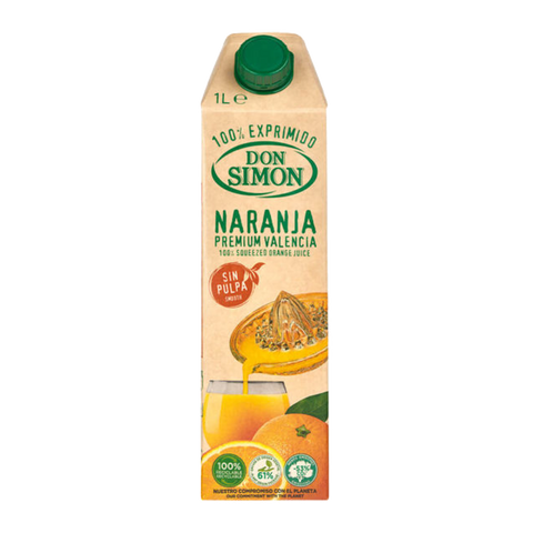 Don Simon Orange Juice (No Pulp)