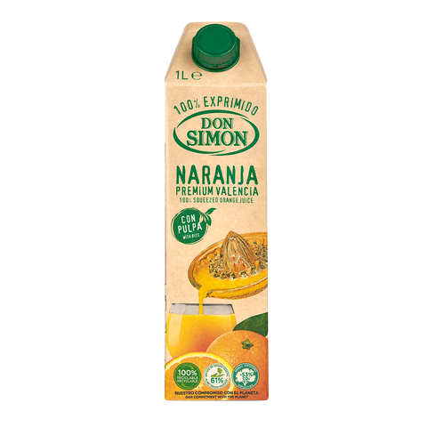 Don Simon Orange Juice (w/ Pulp)