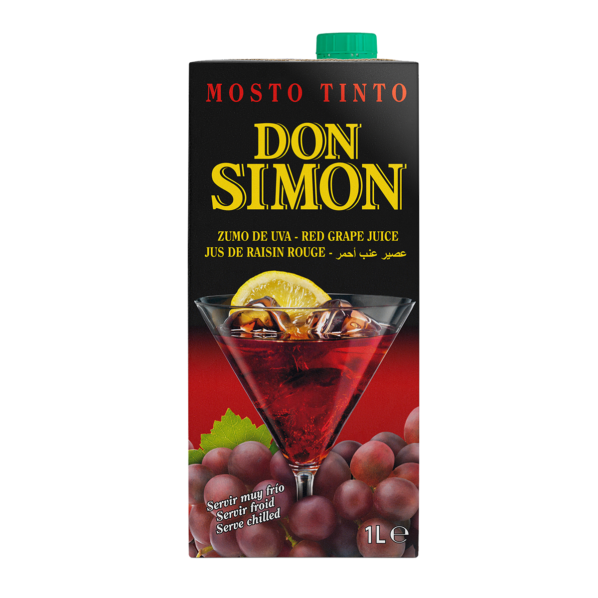 Don Simon Red Grape Juice