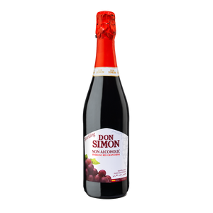 Don Simon Sparkling Red Grape Drink (Non-Alcoholic)