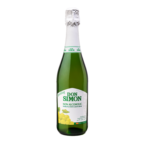 Don Simon Sparkling White Grape Drink (Non-Alcoholic)