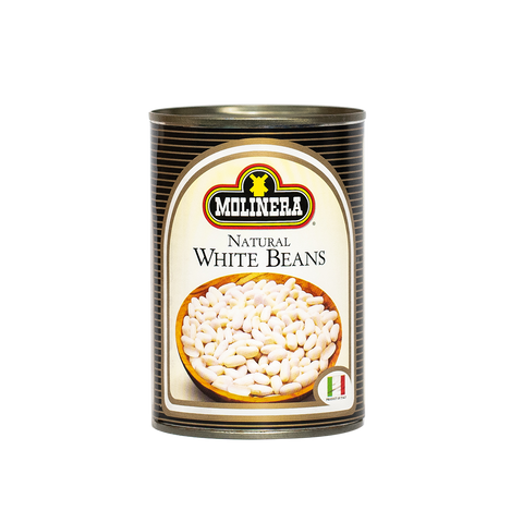 Molinera Natural White Beans