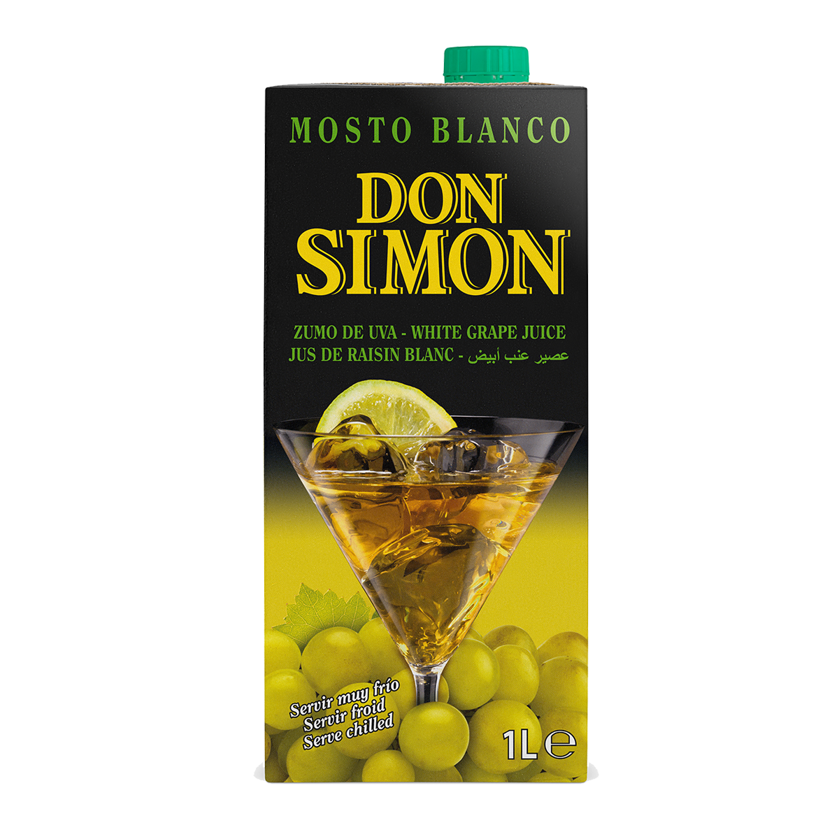 Don Simon White Grape Juice