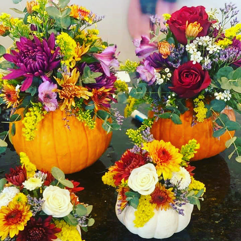 Pre Order Thanksgiving Flower Arrangements