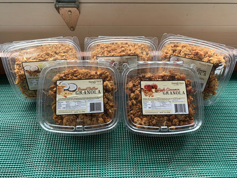 Tried & True Granola