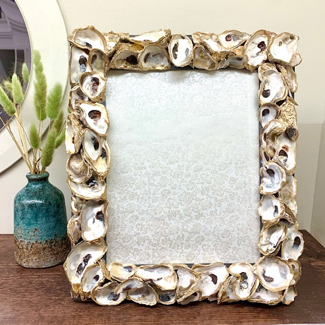 Oyster Shell Frame (8x10)