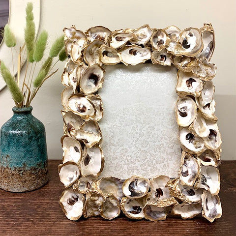 Oyster Shell Frame (5x7)