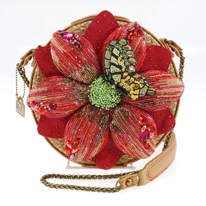 """Happy Bloom"" Handbag by Mary Frances"