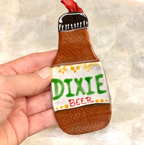 Dixie Beer Ornament