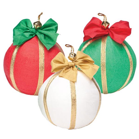 Surprise Ball Christmas Ornament