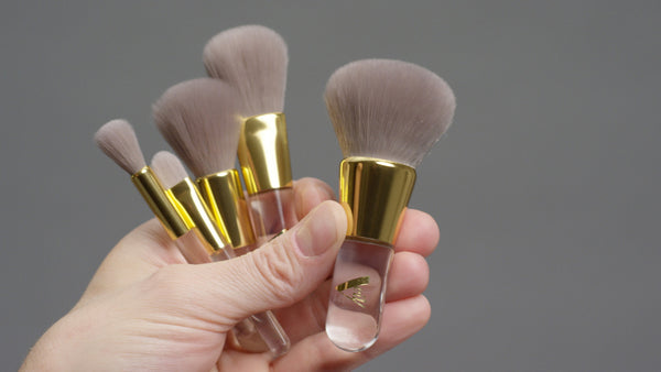 Makeup Sponge vs. Brush: When to Use Which – Veil Cosmetics
