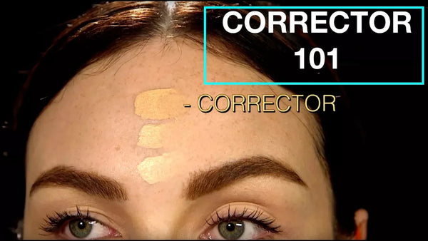 HOW-TO: Corrector by Veil Cosmetics